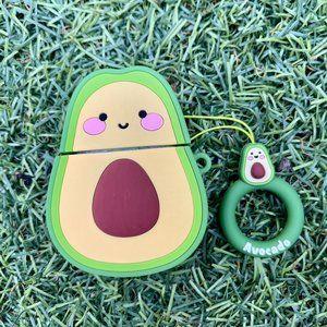 Avocado AirPod case cover 🥑